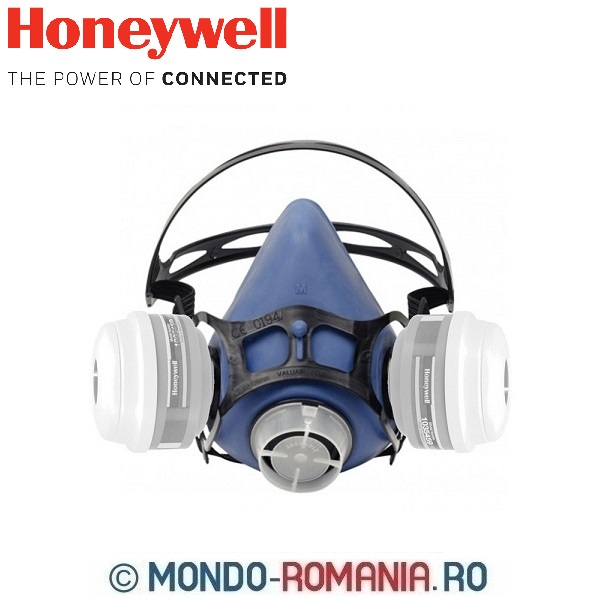 Semimasca HONEYWELL VALUAIR  cu filtre ABEK1P3
