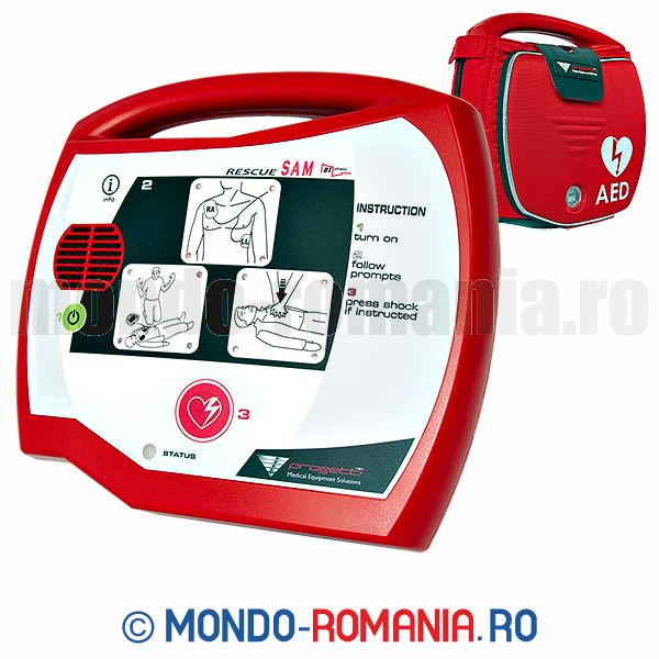 Defibrilator Rescue SAM AED - Defibrilatoare