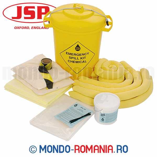 Kit interventie substante chimice, produse petroliere